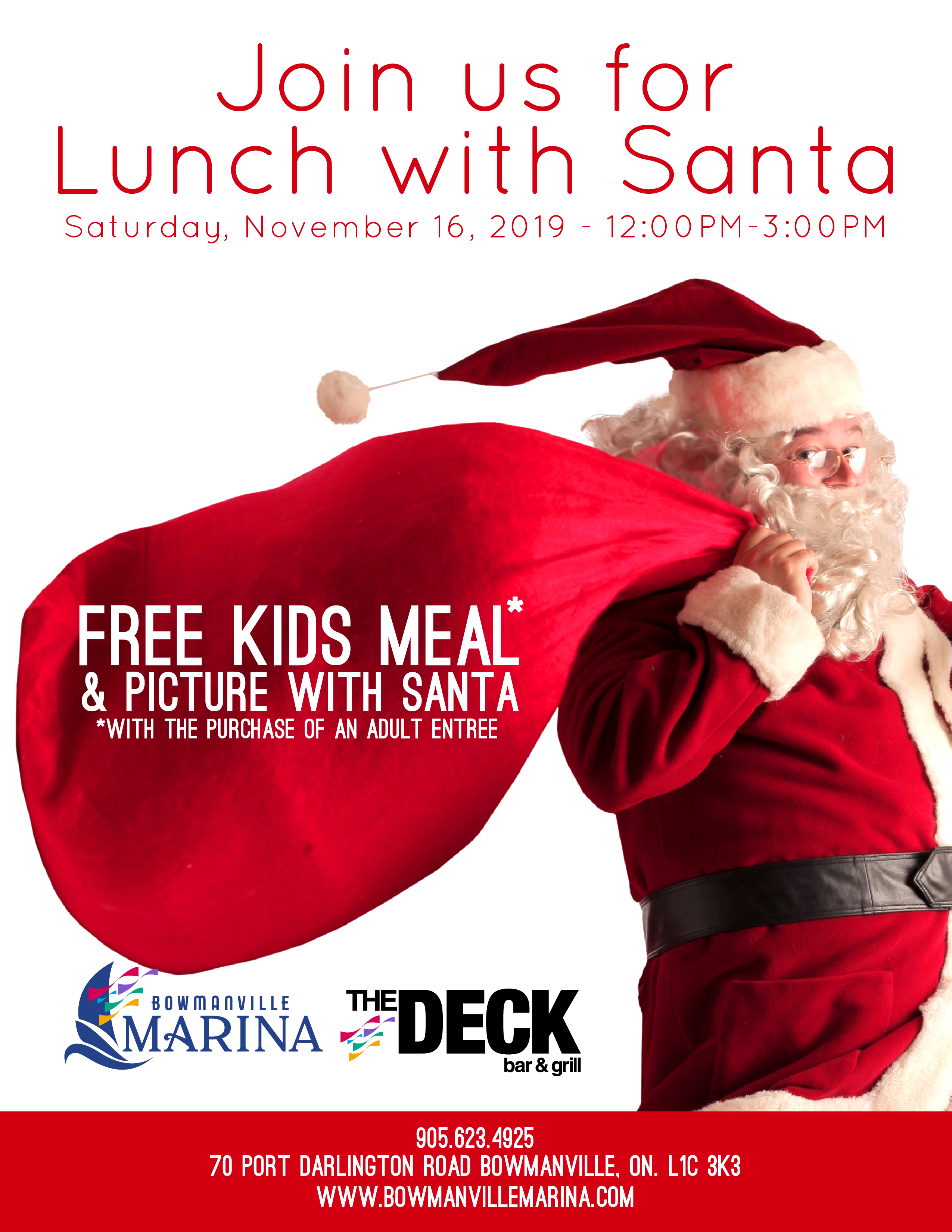 Lunch with Santa - 2019